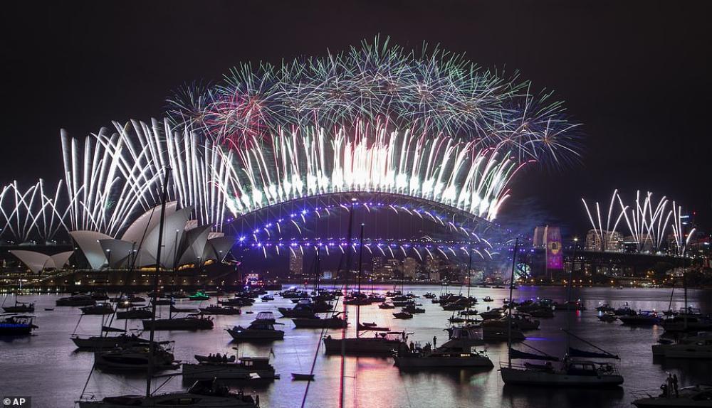 Năm mới 2021 gõ cửa thế giới Ảnh 6