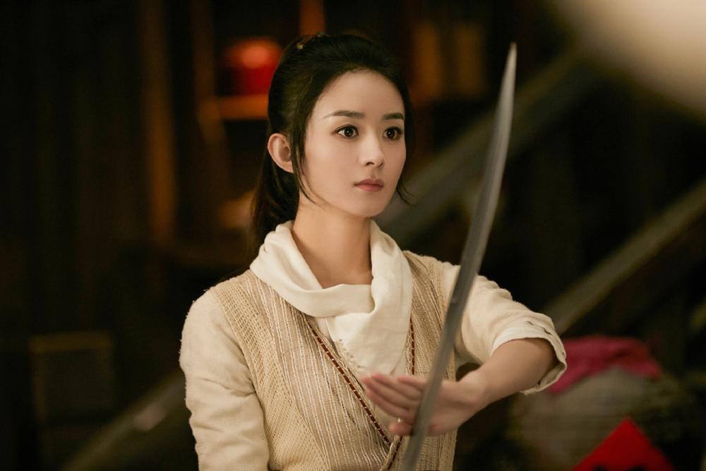 Cuộc chiến màn ảnh của Triệu Lệ Dĩnh và Lưu Thi Thi: Ai là người thắng cuộc? Ảnh 4