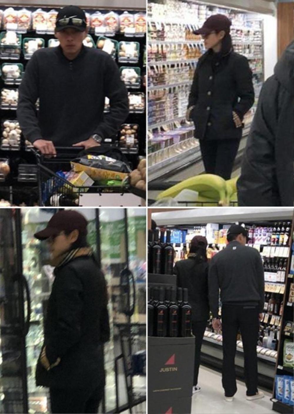 Dispatch tung ảnh hẹn hò Hyun Bin - Son Ye Jin Ảnh 5