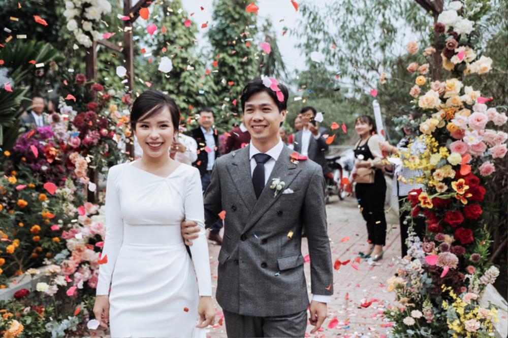 Công Phượng đăng loạt ảnh cưới chưa từng được công bố Ảnh 1