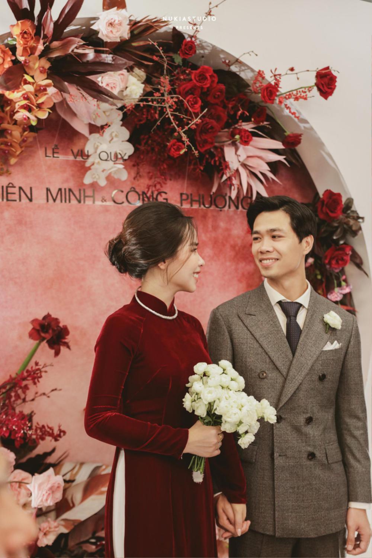 Công Phượng đăng loạt ảnh cưới chưa từng được công bố Ảnh 7