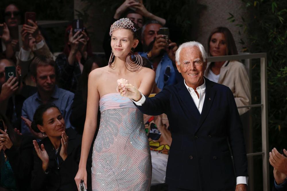 9 lời khuyên thời trang từ nhà mốt Giorgio Armani ai cũng nên ghi nhớ Ảnh 4