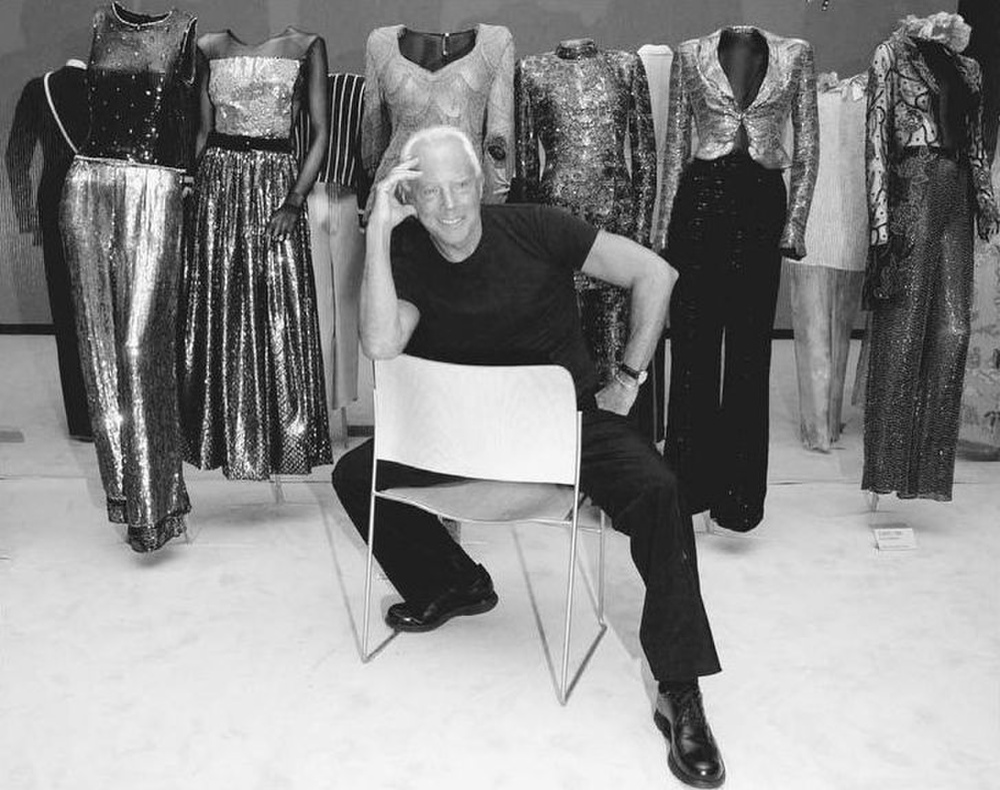 9 lời khuyên thời trang từ nhà mốt Giorgio Armani ai cũng nên ghi nhớ Ảnh 2