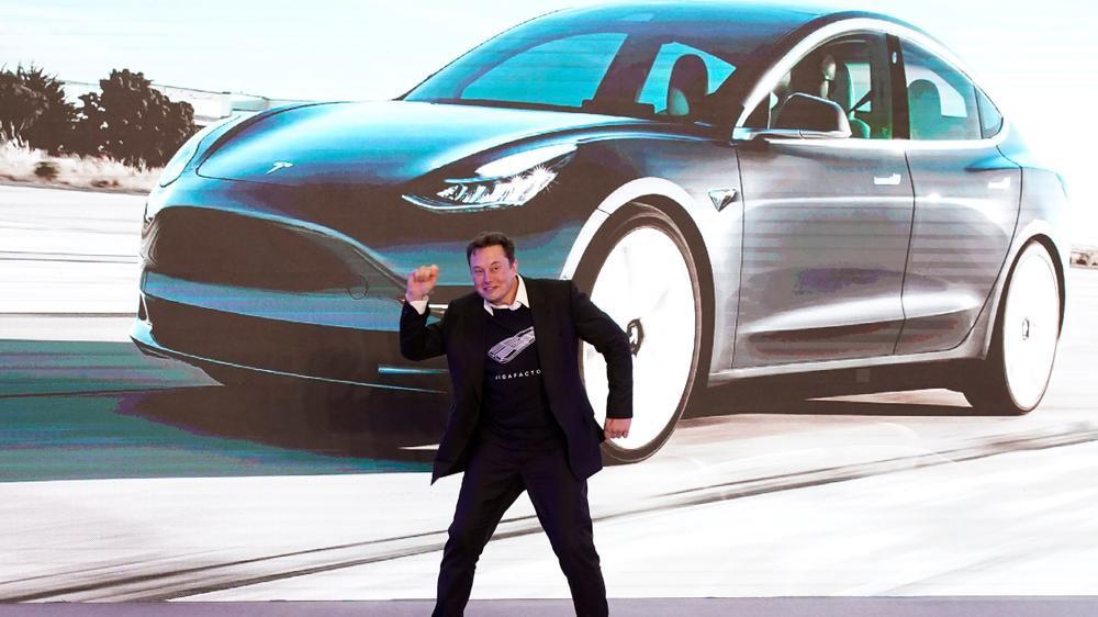Tesla tiến gần sát mục tiêu sản xuất nửa triệu xe điện trong năm 2020 Ảnh 2