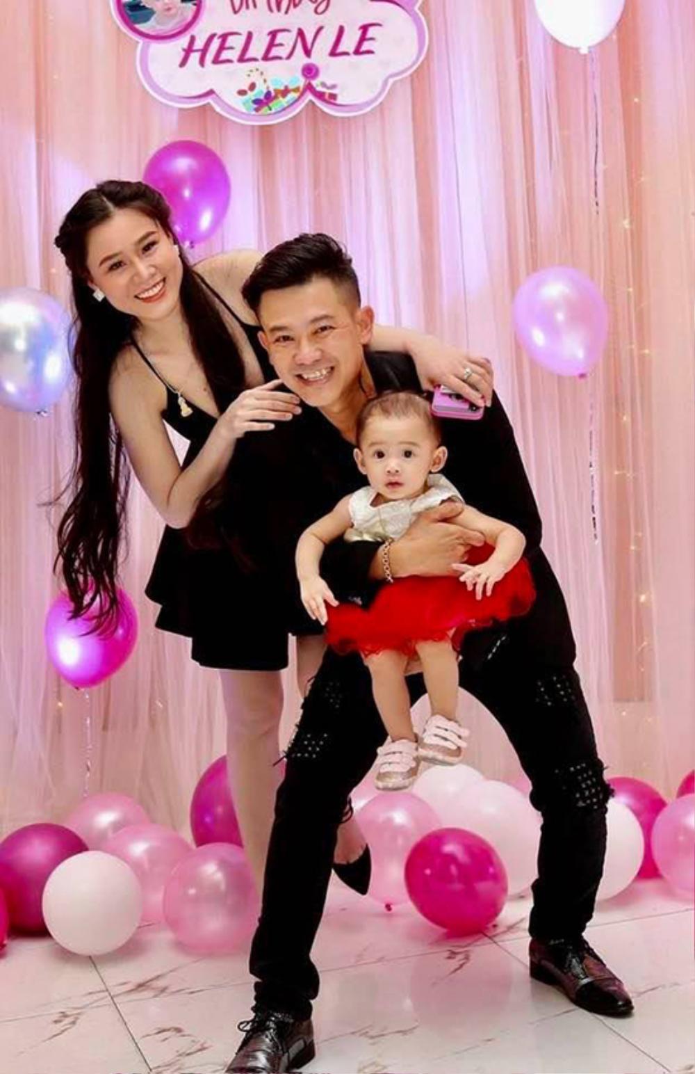 Hé lộ tin nhắn chứng minh khi sinh thời Vân Quang Long rất yêu thương vợ và con gái Ảnh 6