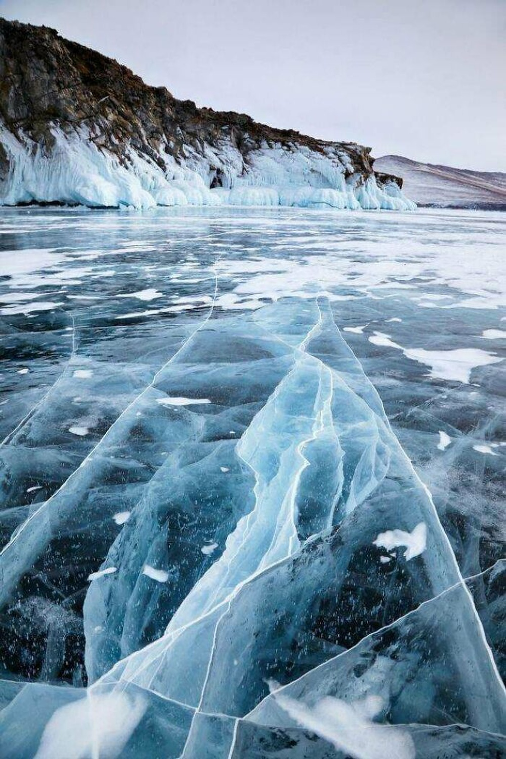 Mỳ đóng băng, quần áo 'đông cứng' ngoài trời âm 40 độ C Ảnh 5
