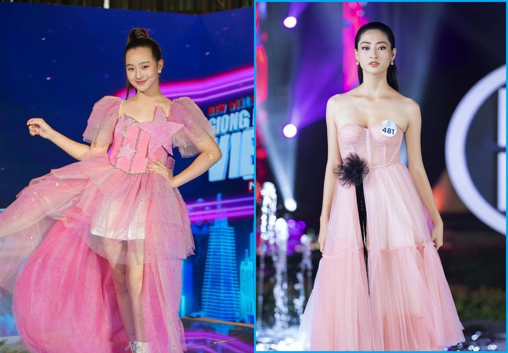 Catwalk đẹp, xinh như Lương Thùy Linh: Quỳnh Anh sẽ là Hoa hậu Việt Nam như lời tiên tri của Emily? Ảnh 9