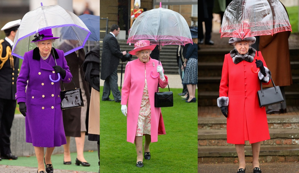 Tại sao phụ nữ hoàng gia luôn cầm theo túi xách? Ảnh 1