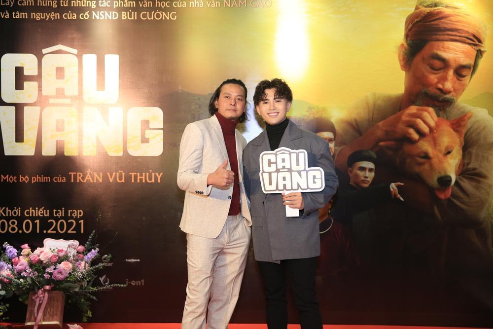Hoa hậu Đỗ Mỹ Linh đọ sắc Châu Bùi, ông cháu Cậu Vàng chiếm trọn 'spotlight' trong họp báo ra mắt phim Ảnh 30