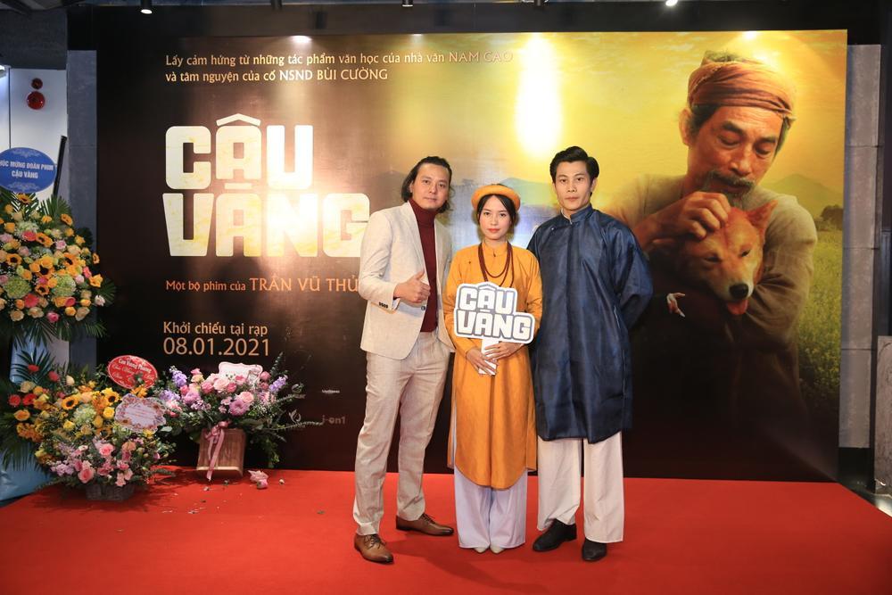 Hoa hậu Đỗ Mỹ Linh đọ sắc Châu Bùi, ông cháu Cậu Vàng chiếm trọn 'spotlight' trong họp báo ra mắt phim Ảnh 31