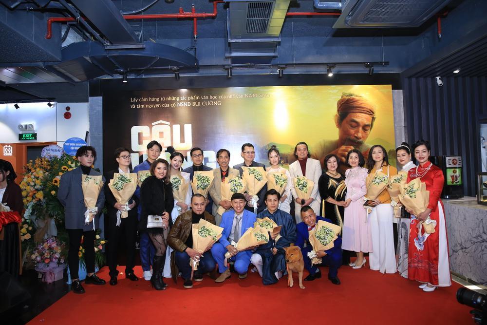 Hoa hậu Đỗ Mỹ Linh đọ sắc Châu Bùi, ông cháu Cậu Vàng chiếm trọn 'spotlight' trong họp báo ra mắt phim Ảnh 2