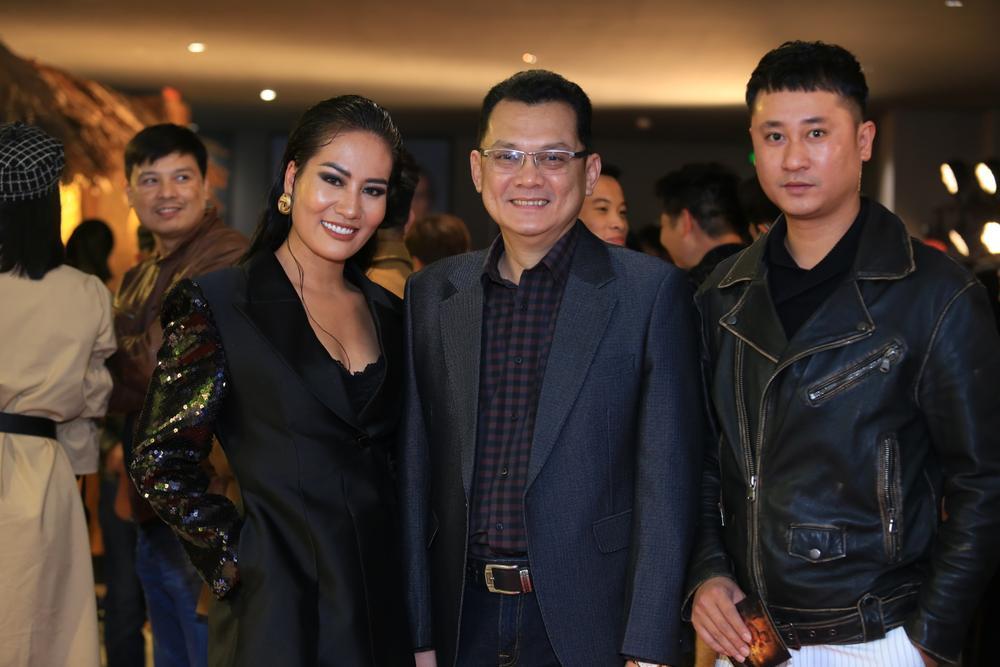 Hoa hậu Đỗ Mỹ Linh đọ sắc Châu Bùi, ông cháu Cậu Vàng chiếm trọn 'spotlight' trong họp báo ra mắt phim Ảnh 19