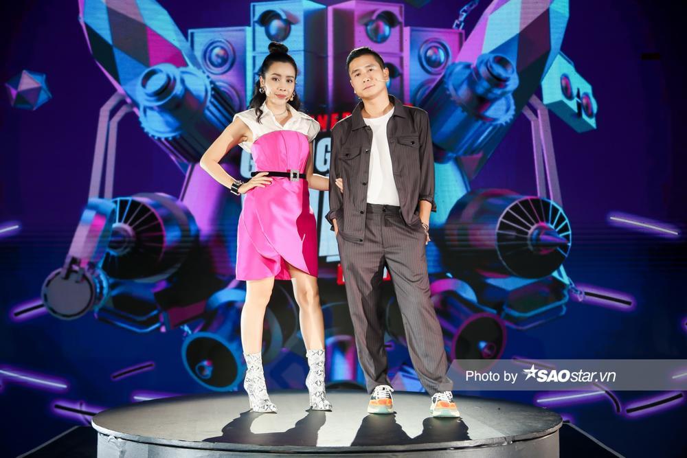 Bộ sậu quyền lực Giọng hát Việt nhí New Generation 'lên đồ mới' ngay tập 2 chuẩn 'người chơi hệ giàu có' Ảnh 1