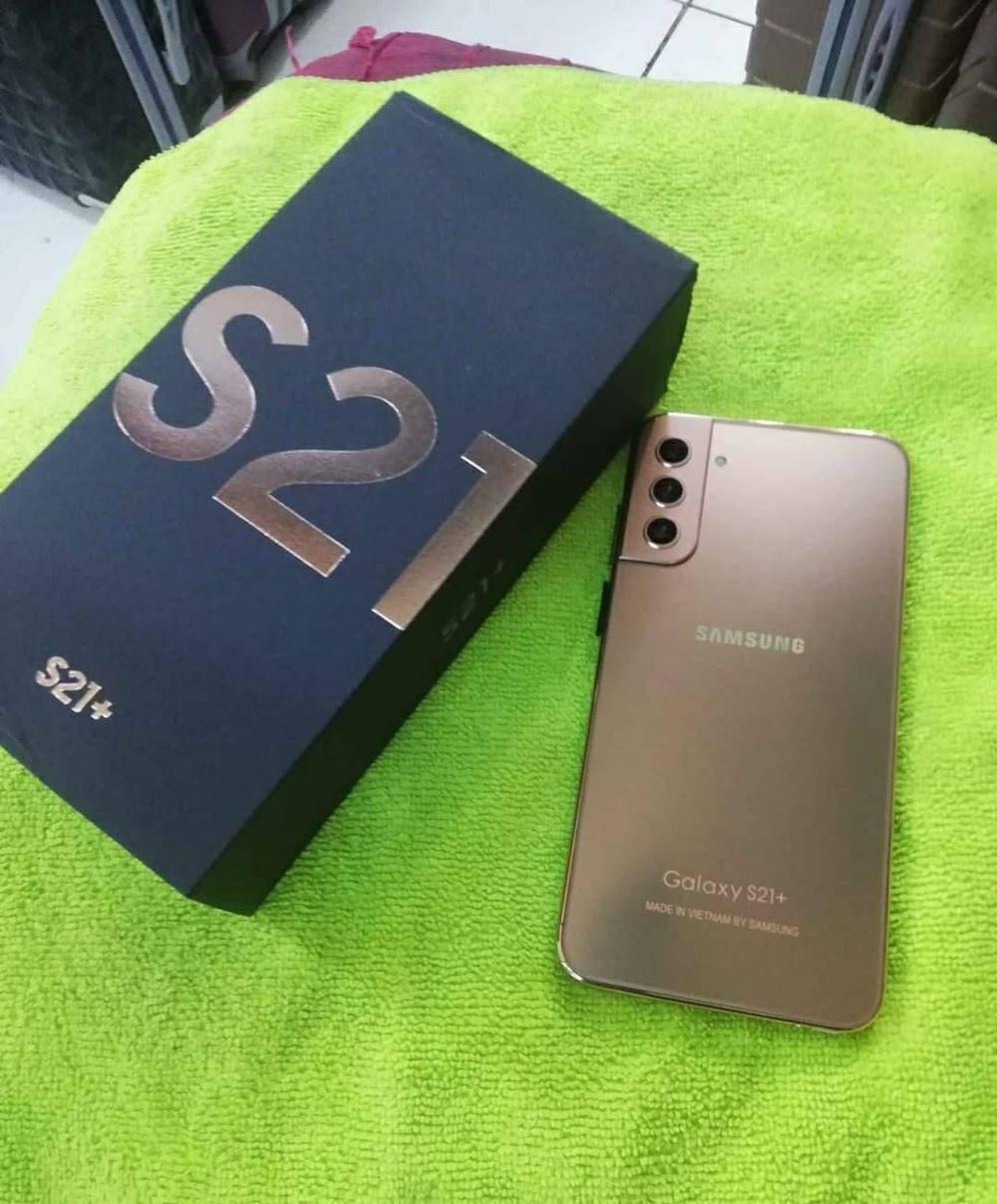 Galaxy S21 và S21 Ultra chưa ra mắt đã có bản nhái y như thật Ảnh 1