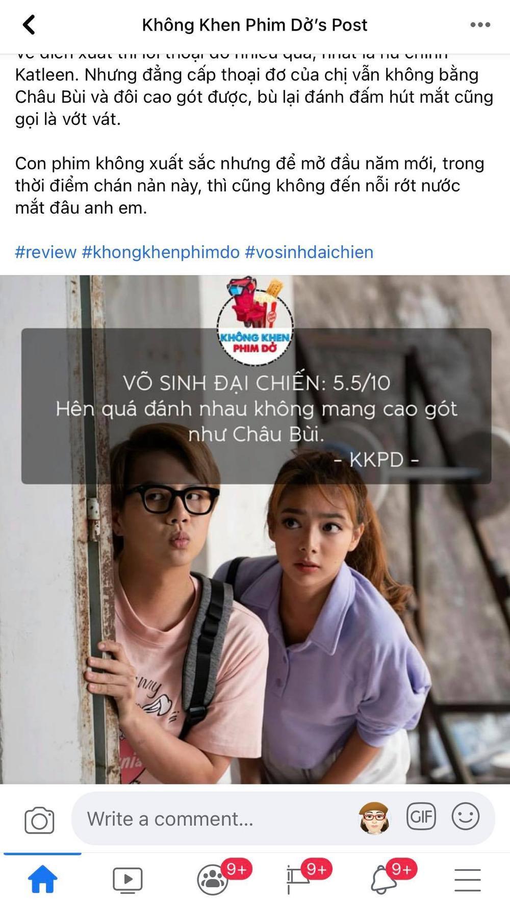 NSX 'Võ sinh đại chiến' tuyên bố rút phim sau 3 ngày ra mắt vì bị 'chèn ép suất chiếu' tại rạp Việt Ảnh 10