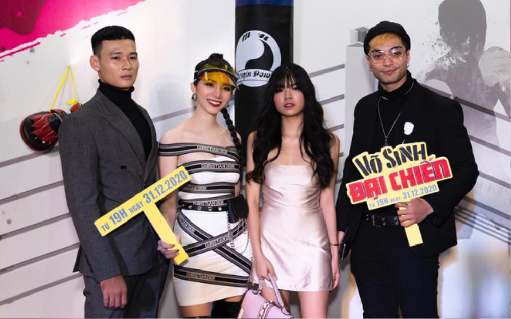 NSX 'Võ sinh đại chiến' tuyên bố rút phim sau 3 ngày ra mắt vì bị 'chèn ép suất chiếu' tại rạp Việt Ảnh 7