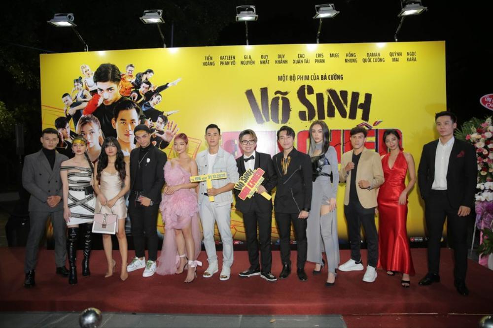 NSX 'Võ sinh đại chiến' tuyên bố rút phim sau 3 ngày ra mắt vì bị 'chèn ép suất chiếu' tại rạp Việt Ảnh 6