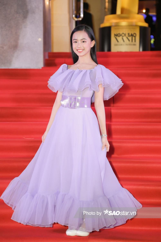 Thảm đỏ 'Ngôi sao xanh 2020': Chi Pu đọ sắc LONA cùng dàn Hoa hậu đẹp ngút ngàn của Việt Nam Ảnh 48