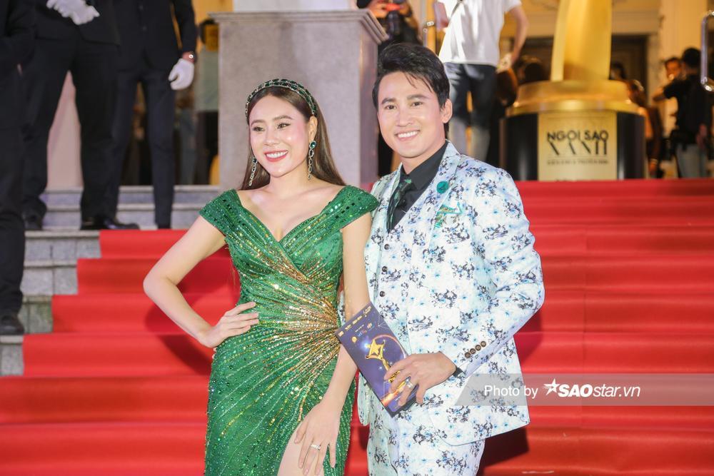 Thảm đỏ 'Ngôi sao xanh 2020': Chi Pu đọ sắc LONA cùng dàn Hoa hậu đẹp ngút ngàn của Việt Nam Ảnh 4
