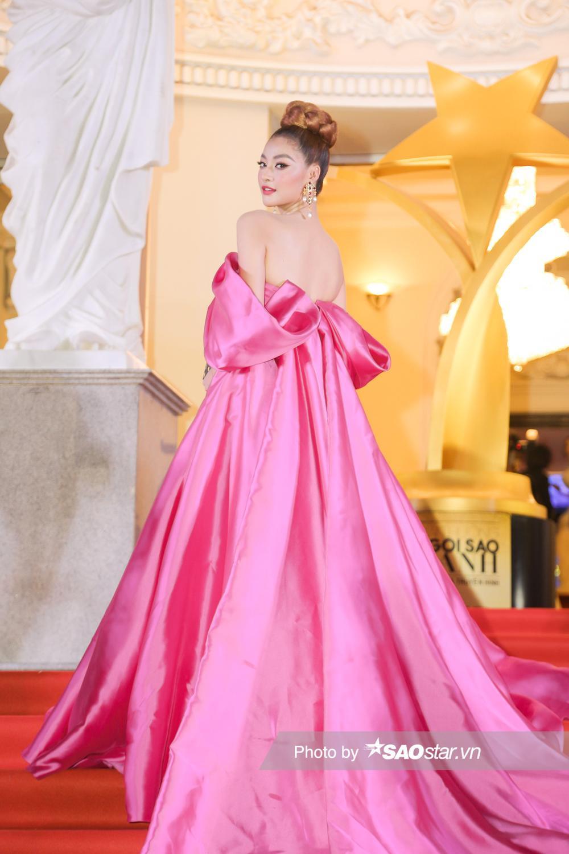 Thảm đỏ 'Ngôi sao xanh 2020': Chi Pu đọ sắc LONA cùng dàn Hoa hậu đẹp ngút ngàn của Việt Nam Ảnh 7