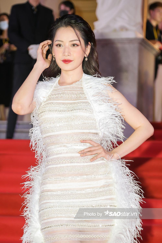 Thảm đỏ 'Ngôi sao xanh 2020': Chi Pu đọ sắc LONA cùng dàn Hoa hậu đẹp ngút ngàn của Việt Nam Ảnh 30