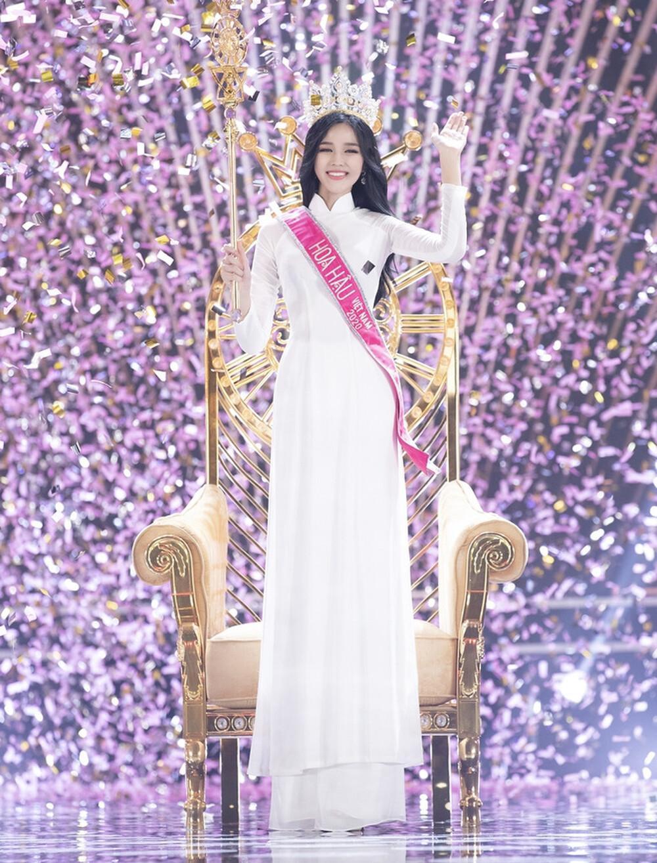 Hoa hậu Đỗ Thị Hà lần đầu nói về cân nặng và những ý kiến chê bai nhan sắc hậu đăng quang Ảnh 1
