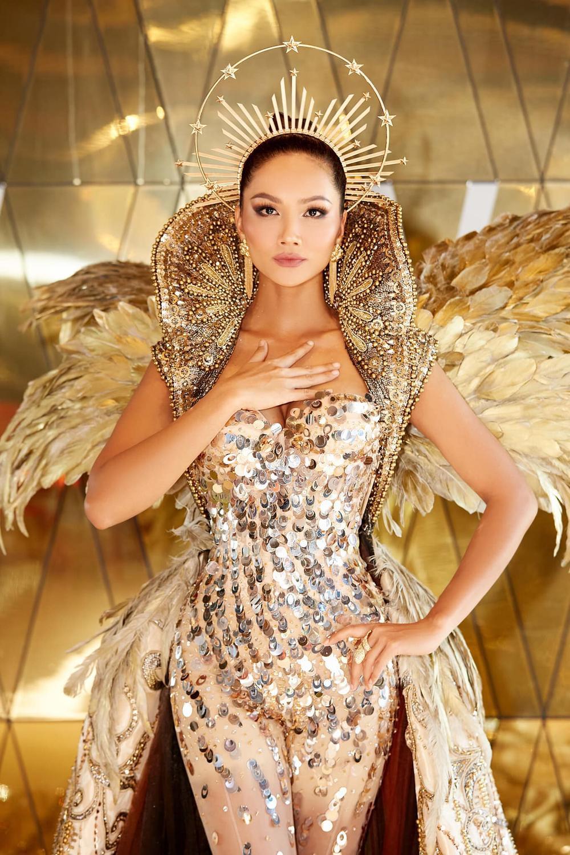 Lý giải xu hướng người mẫu thi hoa hậu từ thành công của Lan Khuê - Minh Tú - Hoàng Thùy - H'Hen Niê Ảnh 12