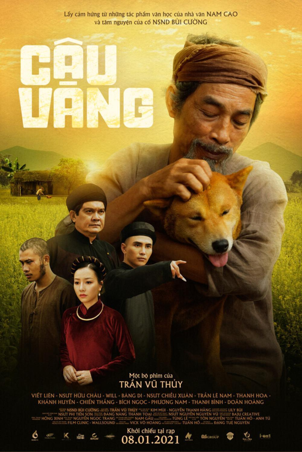 Review 'Cậu Vàng': Tái hiện bức tranh làng quê đầy đau thương và ám ảnh trong kiệt tác văn học Việt Ảnh 1