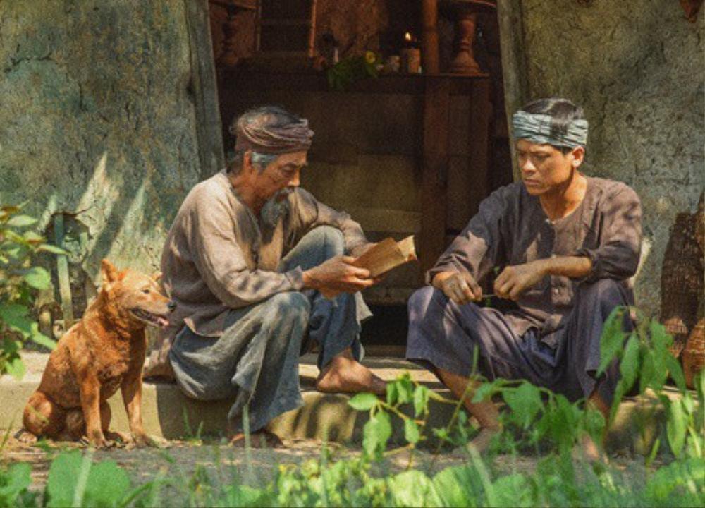 Review 'Cậu Vàng': Tái hiện bức tranh làng quê đầy đau thương và ám ảnh trong kiệt tác văn học Việt Ảnh 2