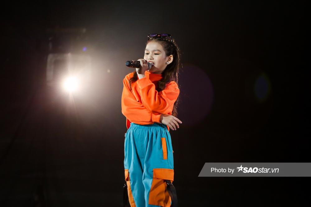 'Trap Star tương lai' Minh Thư khiến Emily khóa âm Vũ Cát Tường, đến Hồ Hoài Anh cũng 'lật kèo' đổi phe Ảnh 9