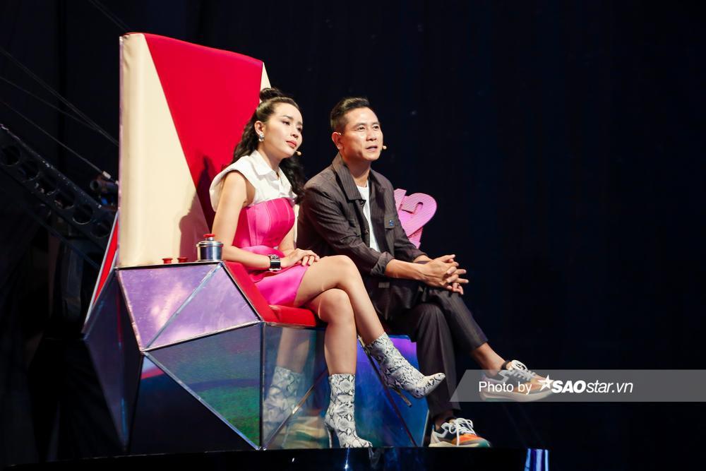 'Trap Star tương lai' Minh Thư khiến Emily khóa âm Vũ Cát Tường, đến Hồ Hoài Anh cũng 'lật kèo' đổi phe Ảnh 6