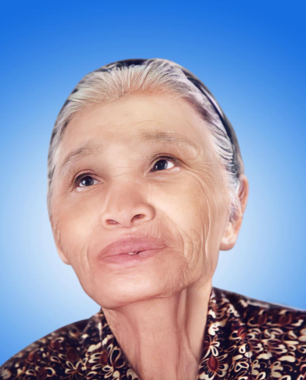 Nhờ CĐM 'cho' bà một đôi mắt sáng để làm ảnh thờ sau khi mất, người cháu nhận cái kết ấm lòng Ảnh 2