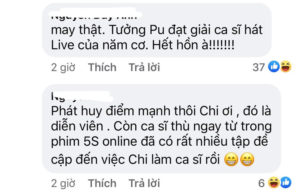 Chi Pu nhận giải Ngôi sao xanh, fan khuyên nên làm diễn viên đừng làm ca sĩ Ảnh 5