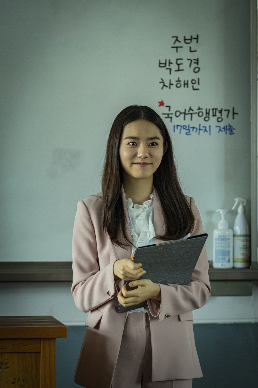 'Nam sinh số 11': Phim ma học đường khiến khán giả thót tim đầu năm 2021! Ảnh 5