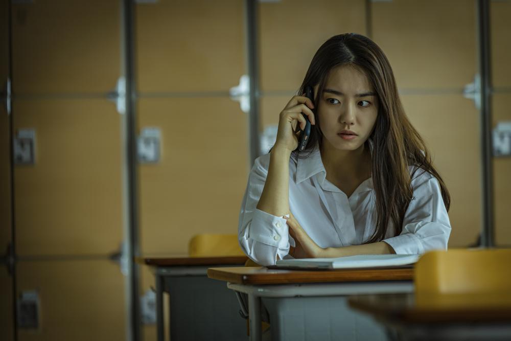 'Nam sinh số 11': Phim ma học đường khiến khán giả thót tim đầu năm 2021! Ảnh 3
