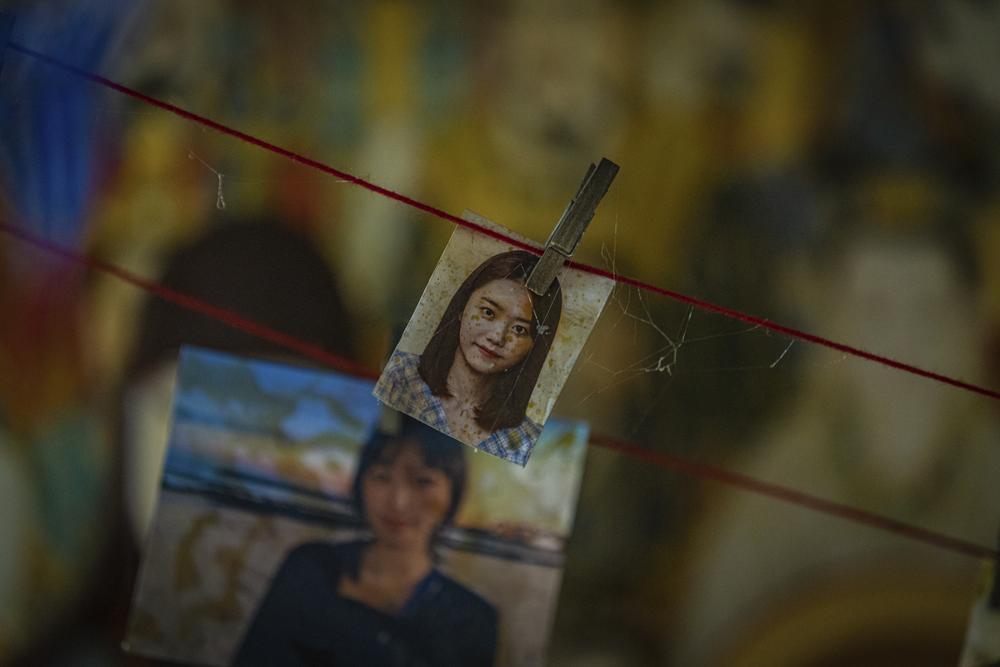 'Nam sinh số 11': Phim ma học đường khiến khán giả thót tim đầu năm 2021! Ảnh 19