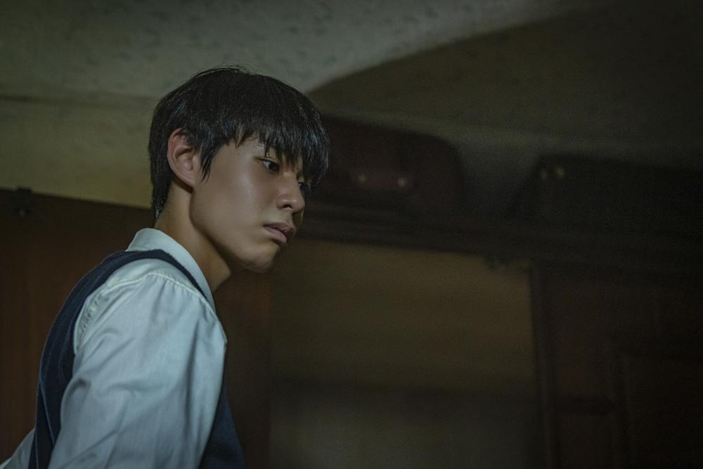 'Nam sinh số 11': Phim ma học đường khiến khán giả thót tim đầu năm 2021! Ảnh 10