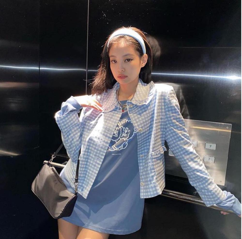 Jennie BlackPink 'âm thầm' sở hữu thương hiệu thời trang riêng Ảnh 1