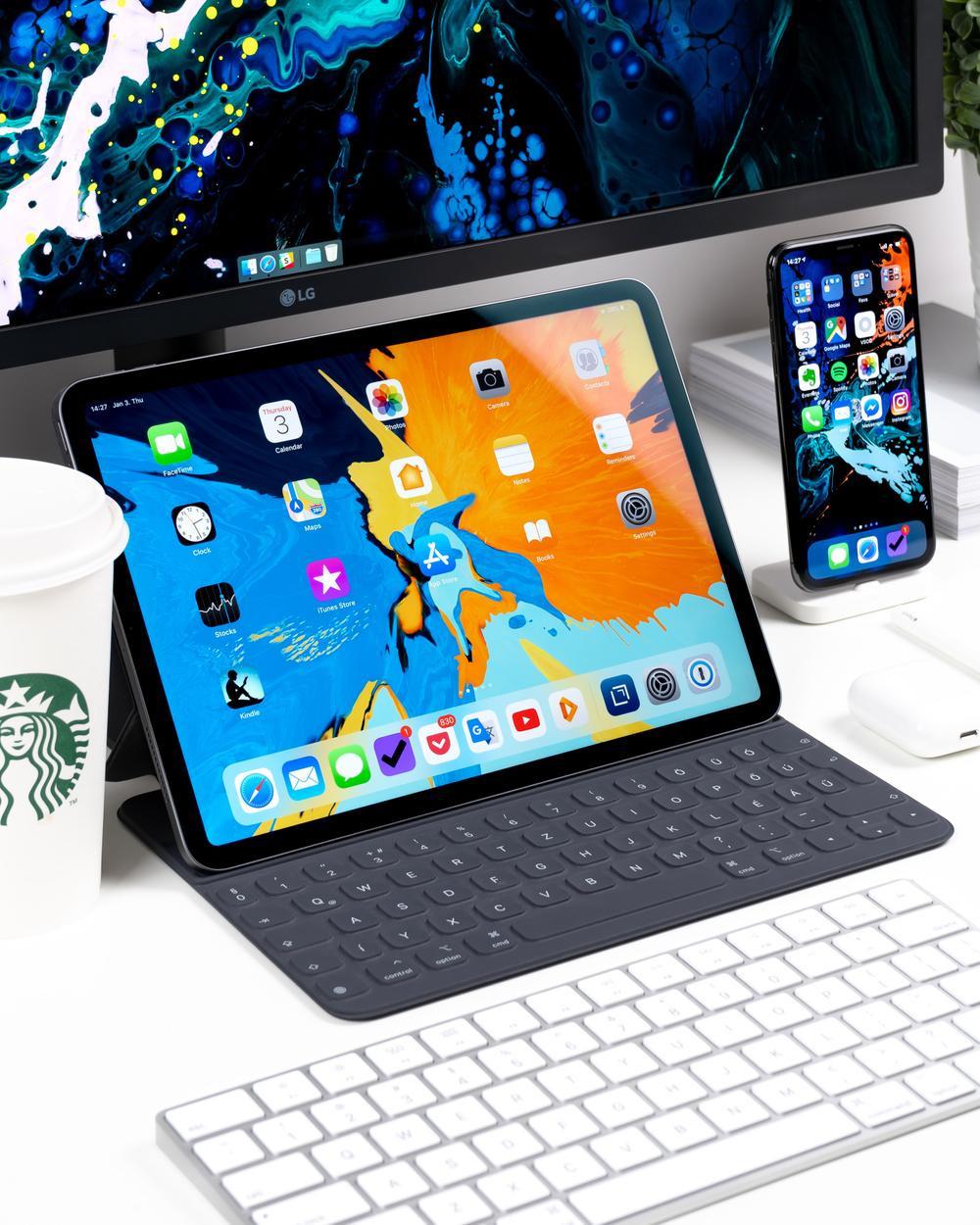 Quên iPad Pro 2020 đi, iPad Pro 2021 mới là 'chân ái' Ảnh 2