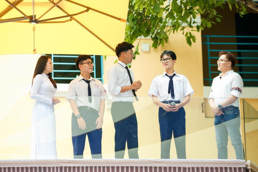 Thời học sinh của Xuân Nghị và những câu chuyện cực ý nghĩa cho tuổi học trò Ảnh 1