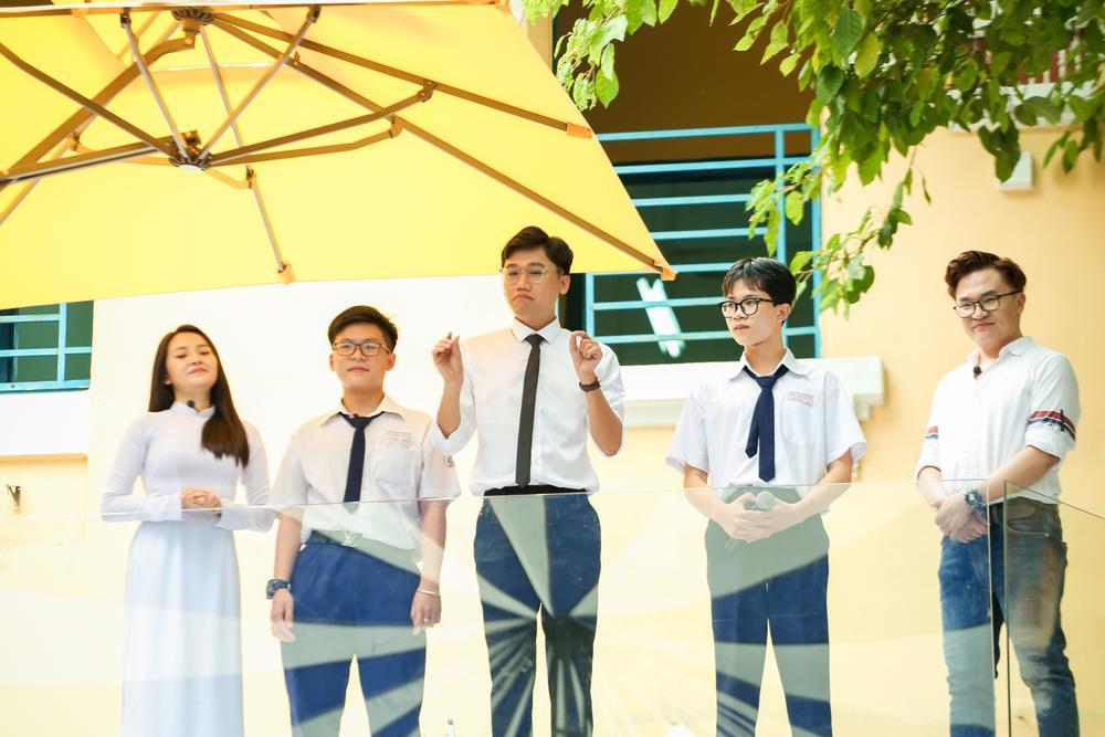 Thời học sinh của Xuân Nghị và những câu chuyện cực ý nghĩa cho tuổi học trò Ảnh 3