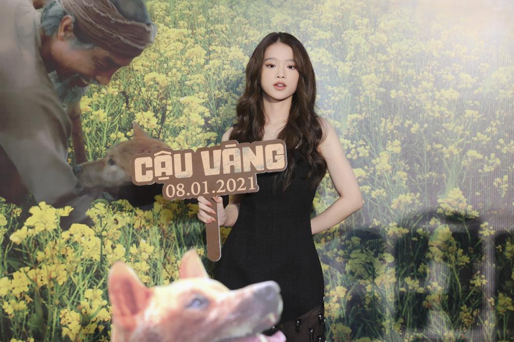 Vợ chồng Hà Tăng, Kiều Minh Tuấn cùng dàn sao Việt góp mặt trong họp báo ra mắt phim 'Cậu Vàng' Ảnh 9