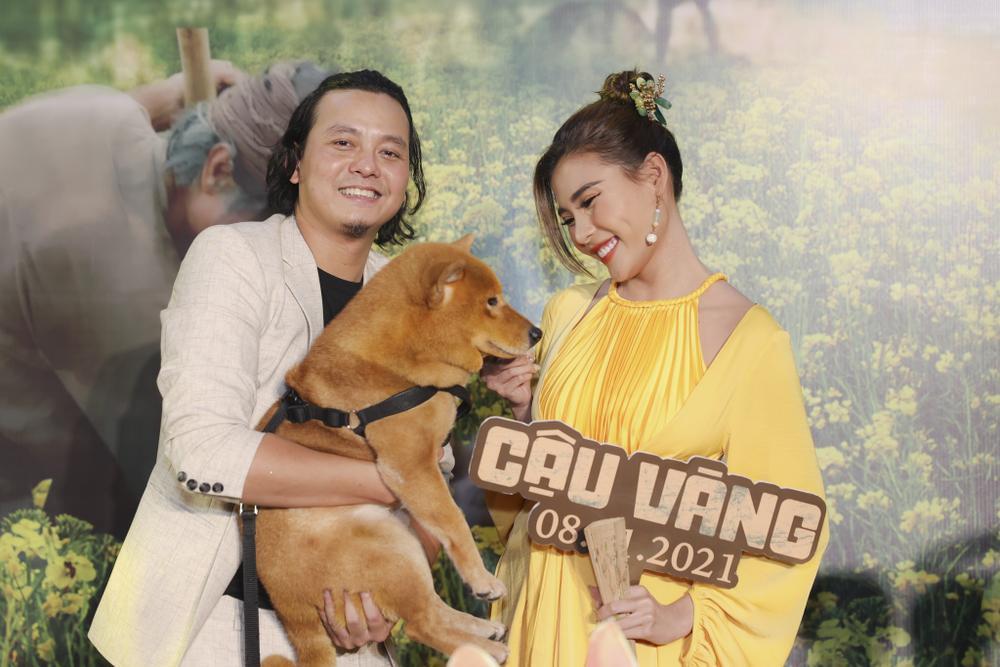 Vợ chồng Hà Tăng, Kiều Minh Tuấn cùng dàn sao Việt góp mặt trong họp báo ra mắt phim 'Cậu Vàng' Ảnh 18