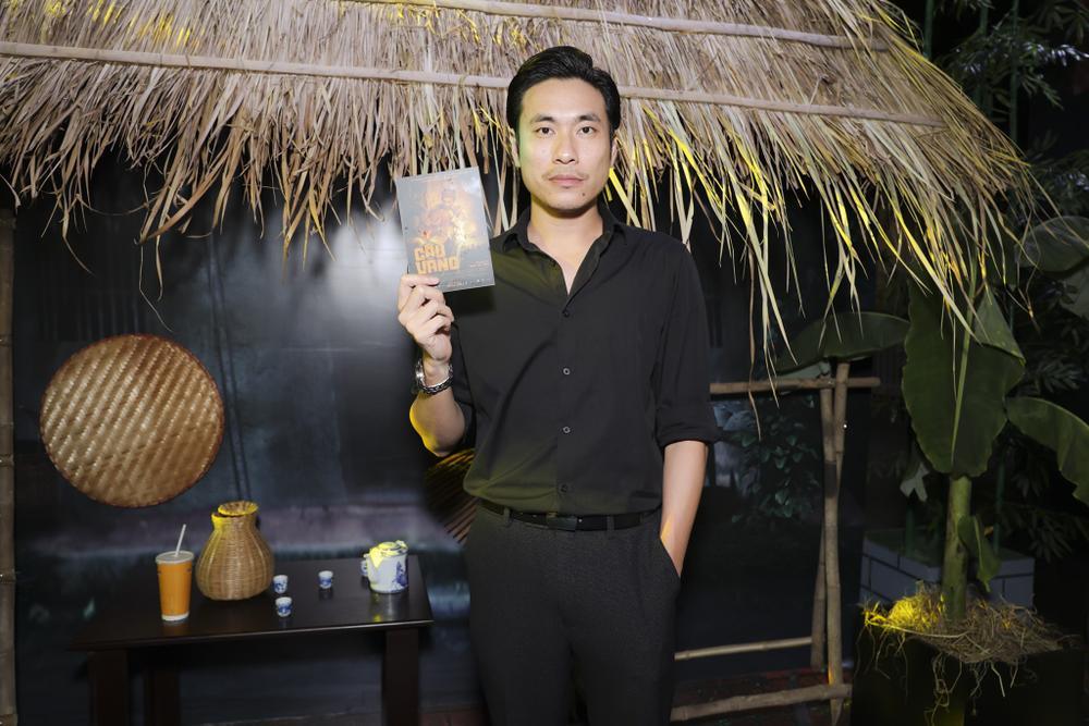 Vợ chồng Hà Tăng, Kiều Minh Tuấn cùng dàn sao Việt góp mặt trong họp báo ra mắt phim 'Cậu Vàng' Ảnh 8
