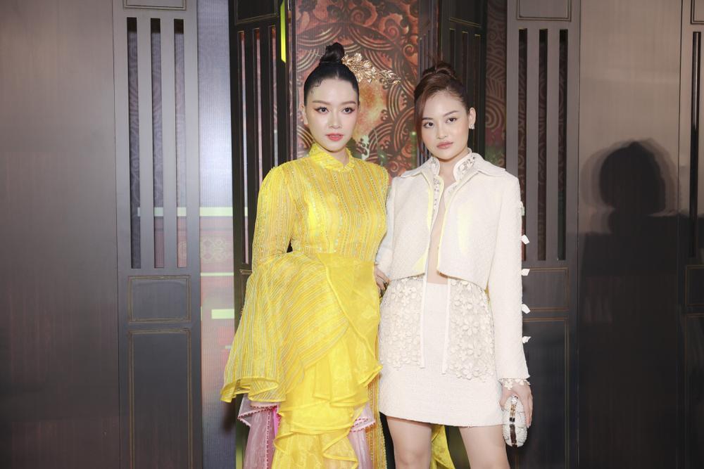 Vợ chồng Hà Tăng, Kiều Minh Tuấn cùng dàn sao Việt góp mặt trong họp báo ra mắt phim 'Cậu Vàng' Ảnh 20