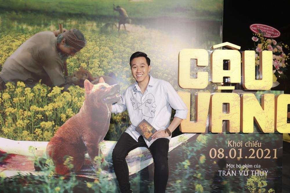 Vợ chồng Hà Tăng, Kiều Minh Tuấn cùng dàn sao Việt góp mặt trong họp báo ra mắt phim 'Cậu Vàng' Ảnh 13