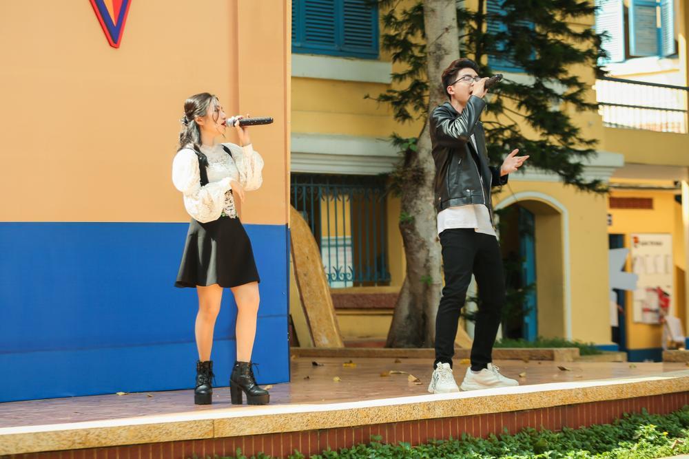 Quán quân King Of Rap tiết lộ thời học sinh 'cá biệt' trên sân khấu Thiếu Niên Nói 2021 Ảnh 8