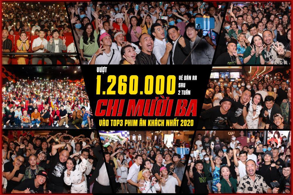 Phần 2 đại thắng với hơn 1,2 triệu vé, Thu Trang xác nhận khởi động dự án 'Chị Mười Ba' phần 3 Ảnh 1