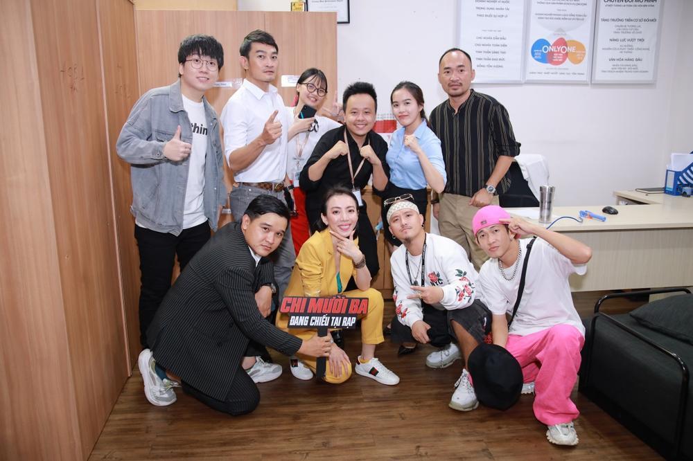 Phần 2 đại thắng với hơn 1,2 triệu vé, Thu Trang xác nhận khởi động dự án 'Chị Mười Ba' phần 3 Ảnh 4