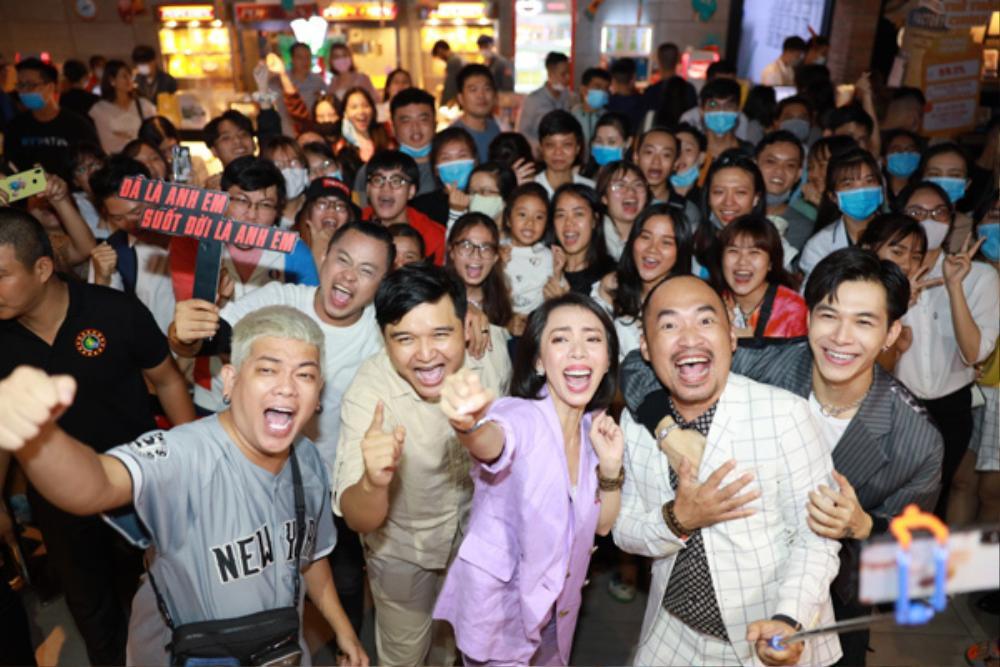 Phần 2 đại thắng với hơn 1,2 triệu vé, Thu Trang xác nhận khởi động dự án 'Chị Mười Ba' phần 3 Ảnh 3
